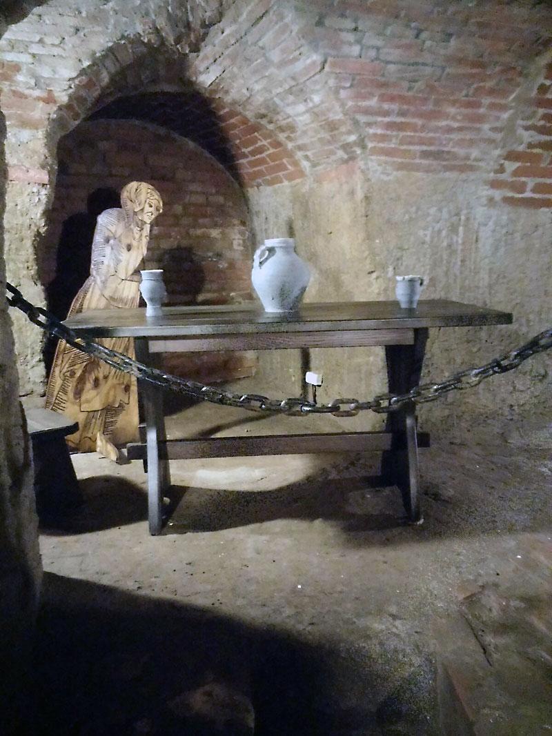 Die historischen Keller Pilsens