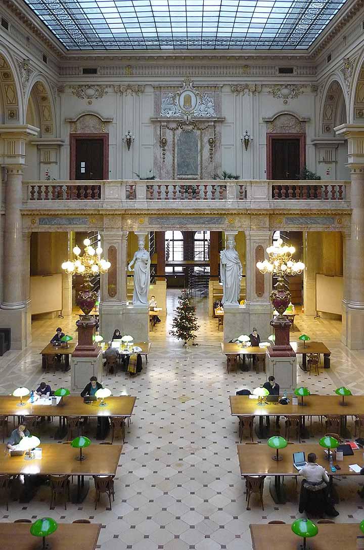 Akademie der Wissenschaften, Prag