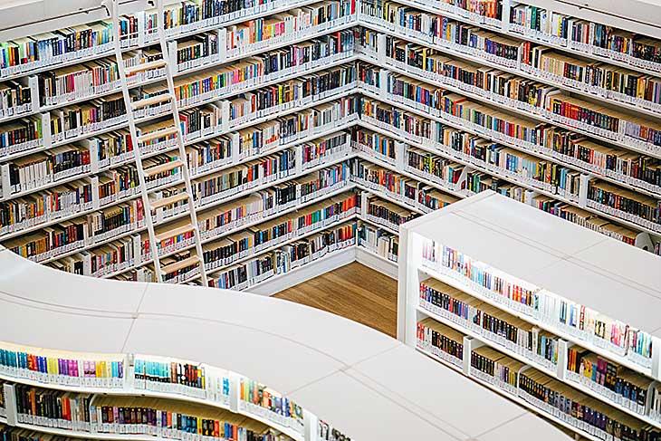 Nutze Bücher